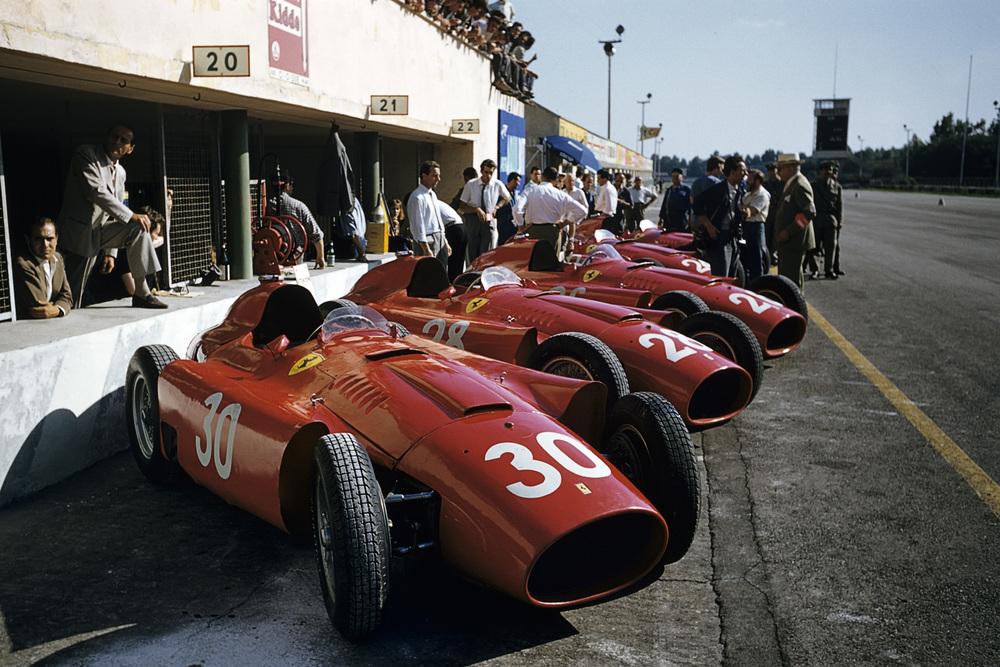 Ferrari: un mito immortale, un'immagine del documentario