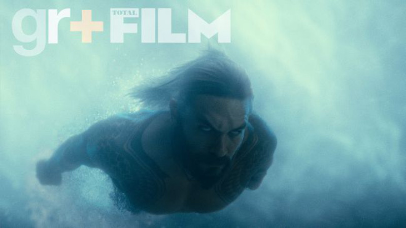 Justice League: Aquaman in una foto del film