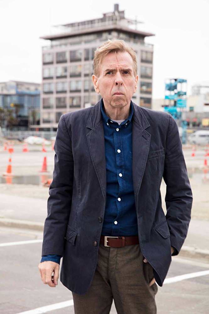 The Changeover: Timothy Spall in un momento del film