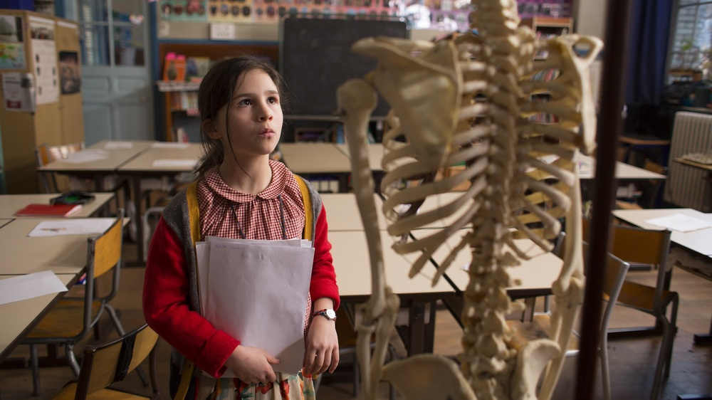 Tomorrow and Thereafter: Luce Rodriguez in un momento del film
