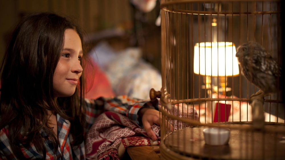 Tomorrow and Thereafter: Luce Rodriguez in una scena del film