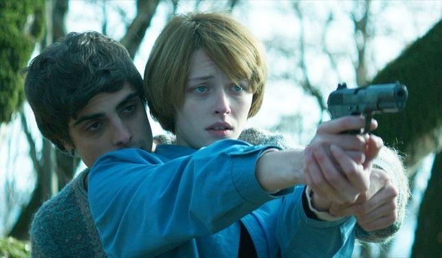 Hostages: un'immagine del film