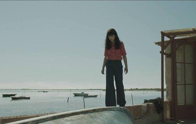 Menina: Naomi Biton in una scena del film