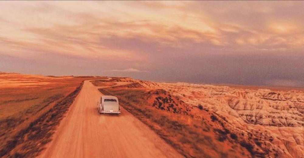 Promised Land: un'immagine del documentario