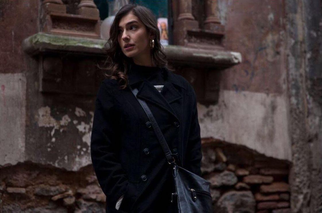 Malarazza: Stella Egitto in una scena del film