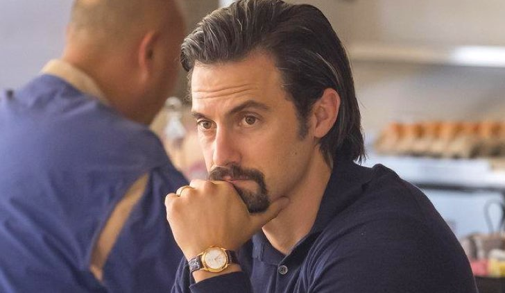 This Is Us: Milo Ventimiglia in una scena dell'episodio A Father's Advice
