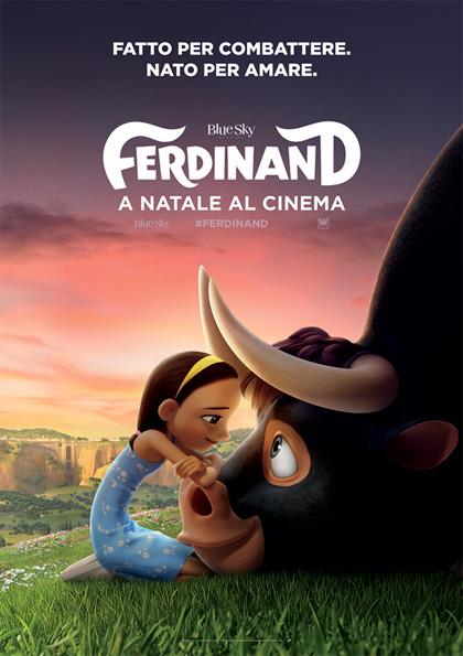 Locandina di Il toro Ferdinando