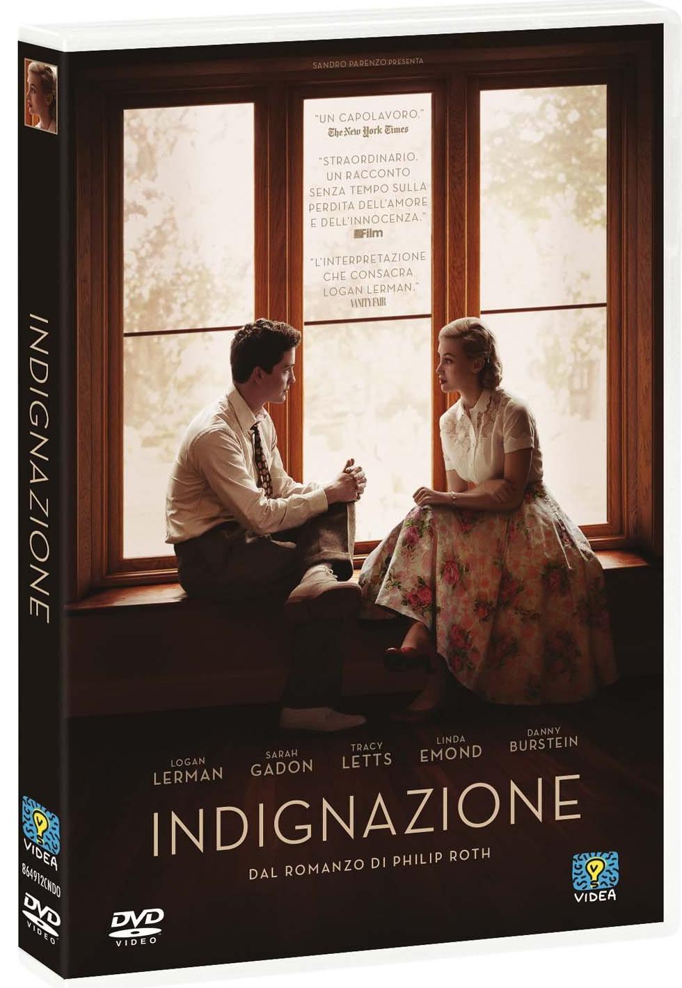 Il DVD di Indignazione