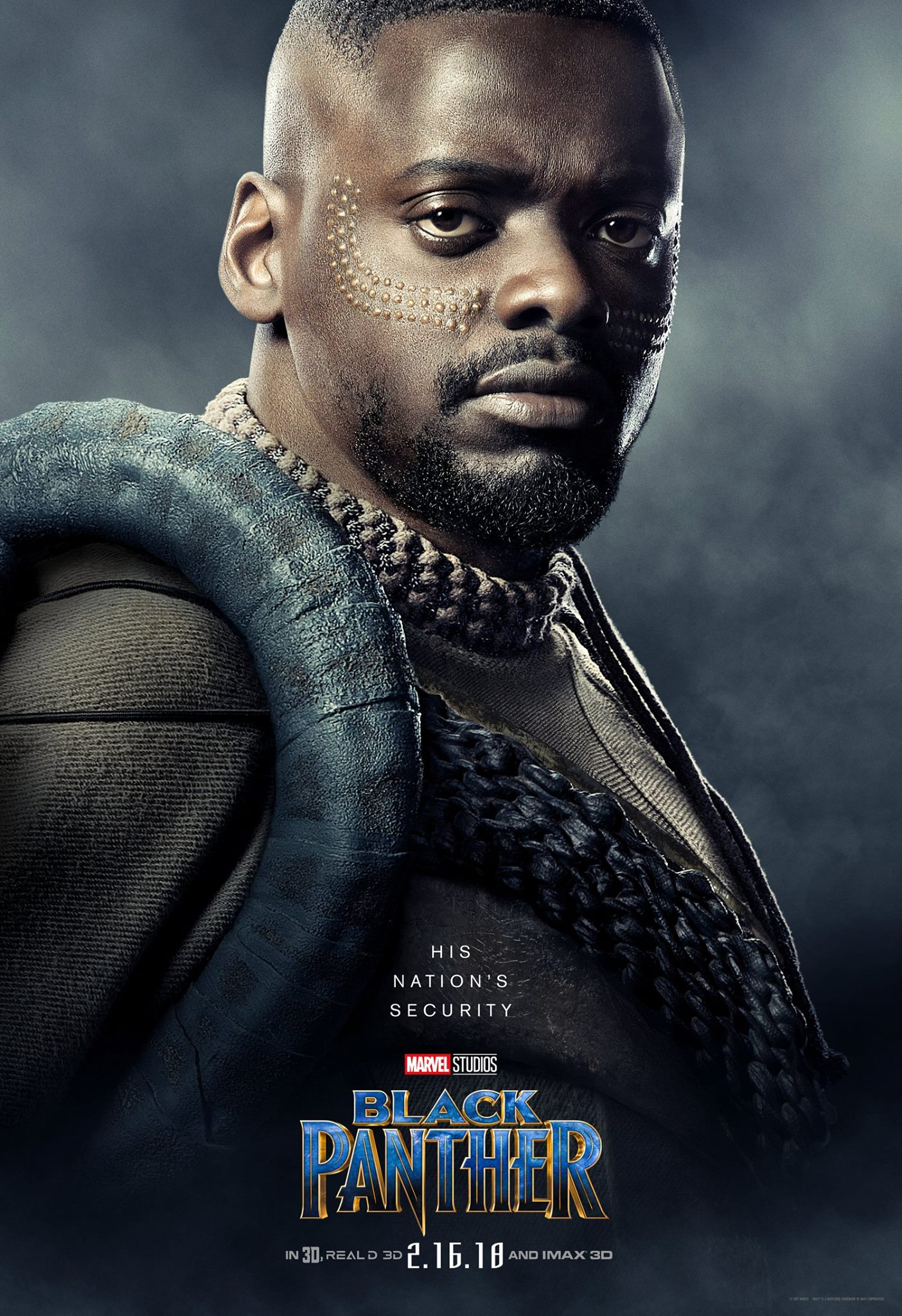 Black Panther: un nuovo poster del film