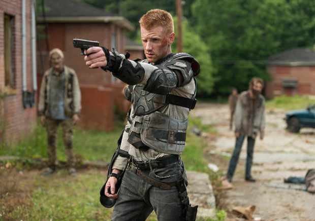 The Walking Dead: Daniel Newman nell'episodio Some Guy