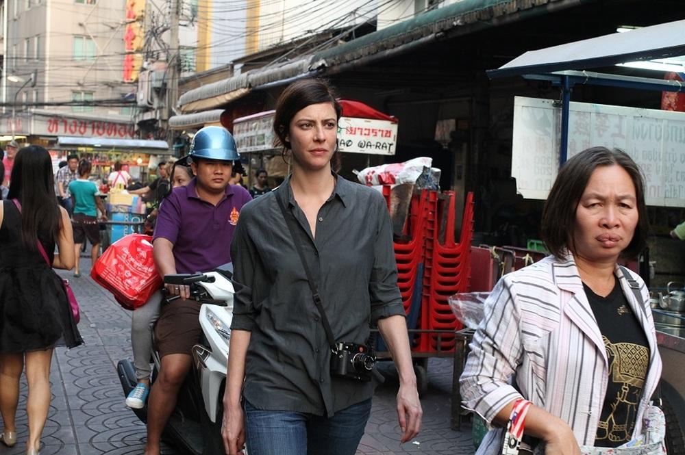 Anna: Anna Mouglalis in un'immagine del film