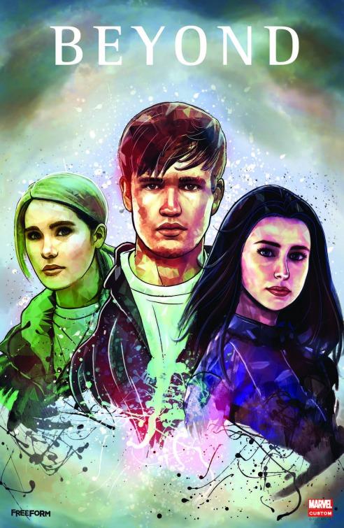 Beyond: il poster della seconda stagione