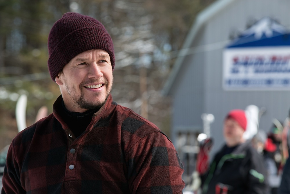 Daddy's Home 2: Mark Wahlberg in una scena del film