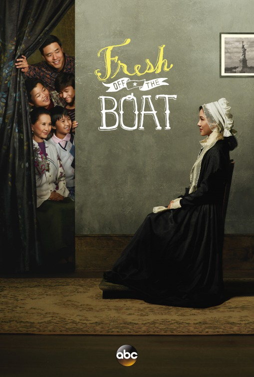 Fresh Off the Boat: il poster della quarta stagione