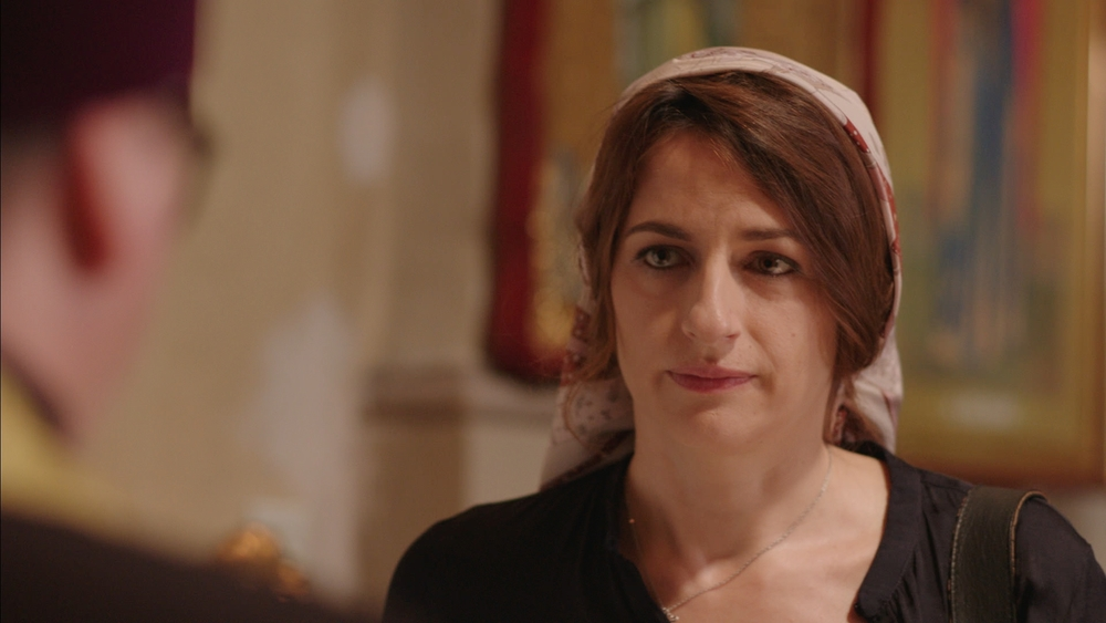 L'età imperfetta: Anita Kravos in una scena del film