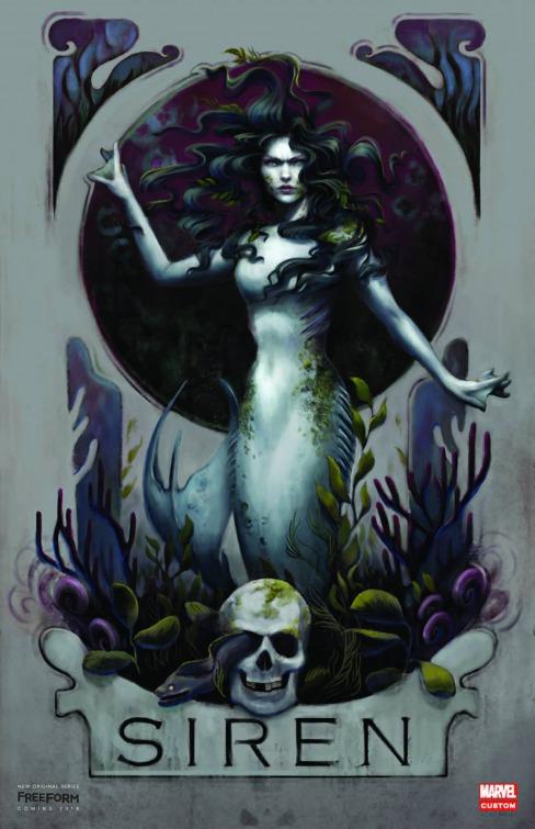Locandina di Siren