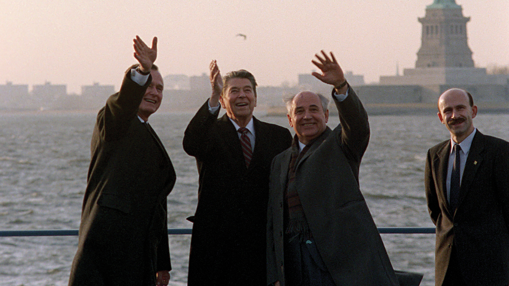 The Reagan Show: un'immagine del documentario statunitense