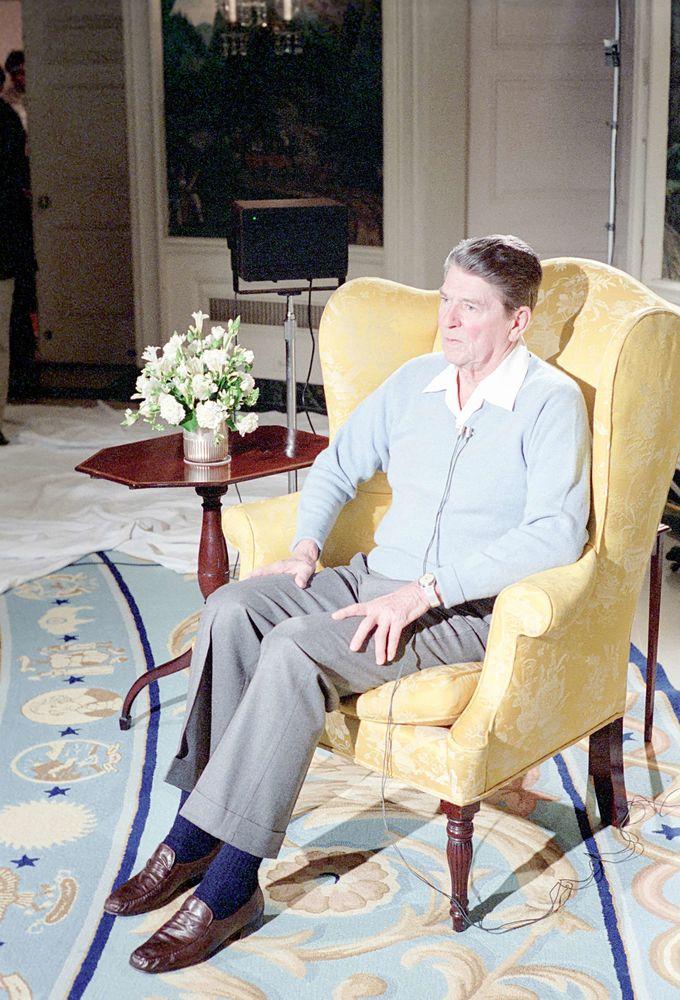 The Reagan Show: un'immagine del documentario
