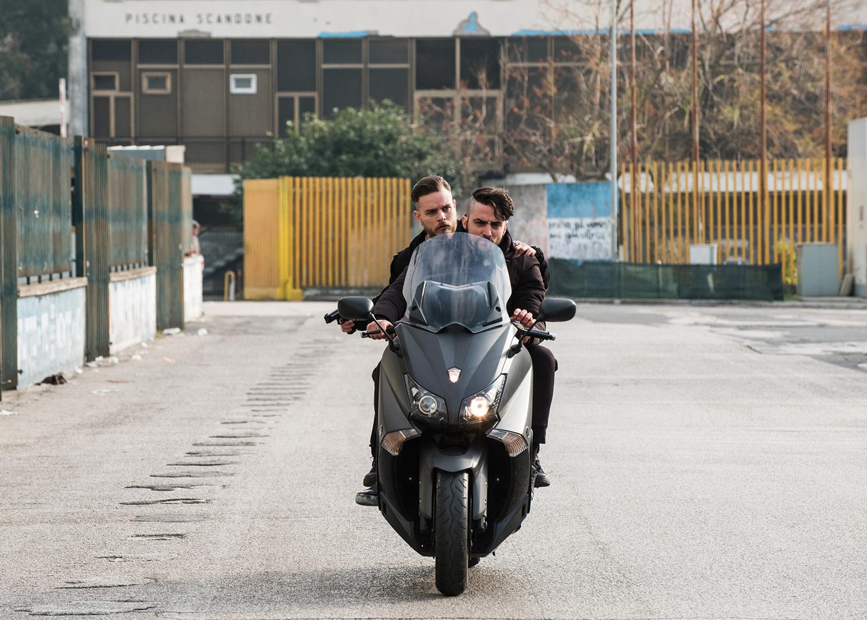 Arturo Muselli nella stagione 3 di Gomorra (sesto episodio)
