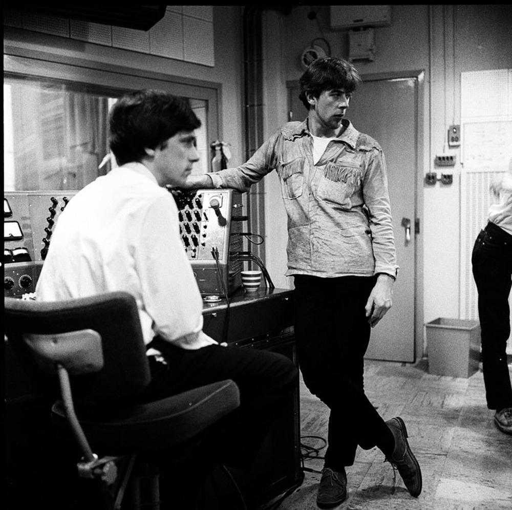 Eric Clapton: Life in 12 Bars: un'immagine del documentario