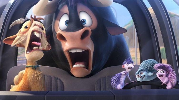 Ferdinand: un momento del film d'animazione