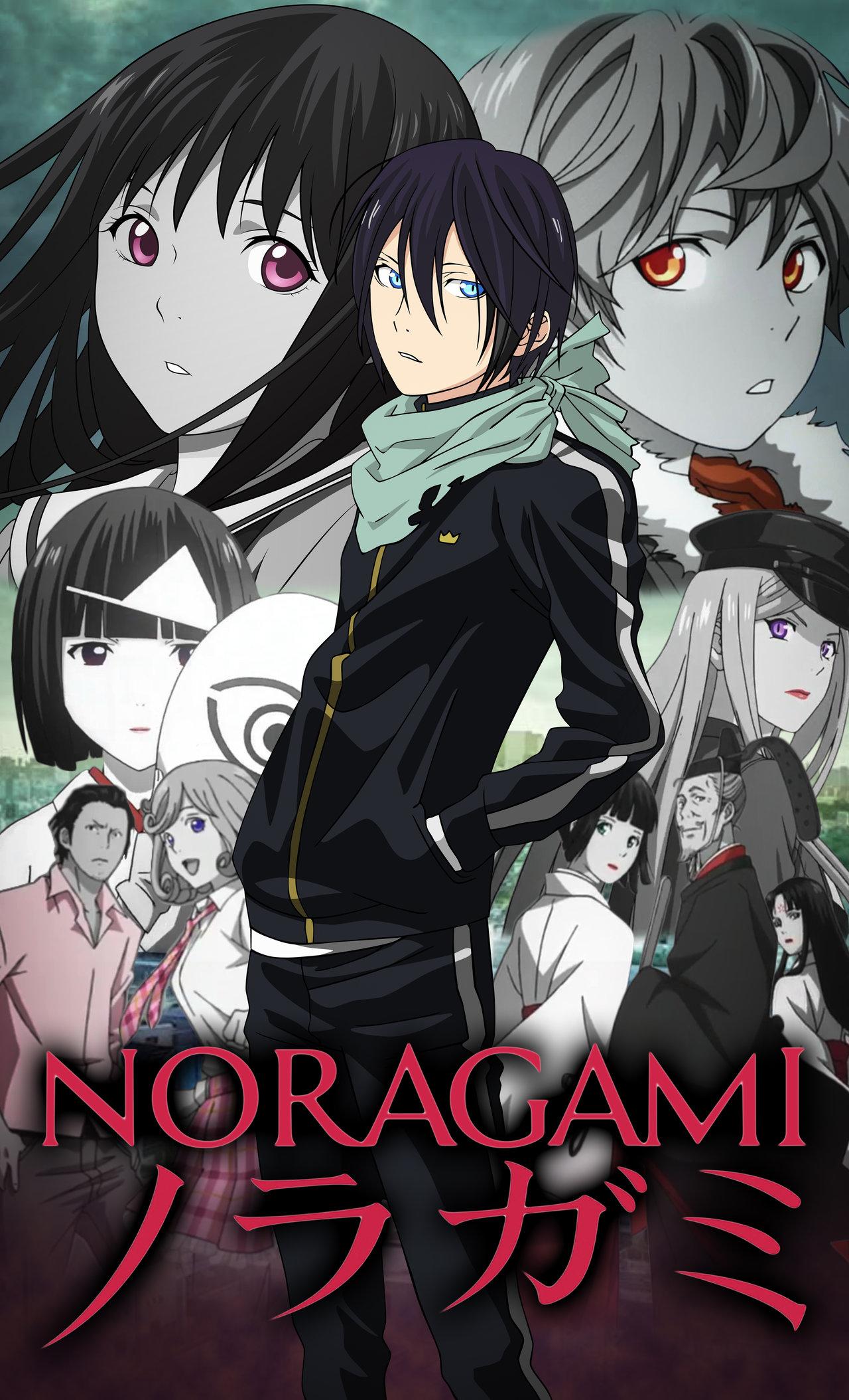 Risultati immagini per Noragami