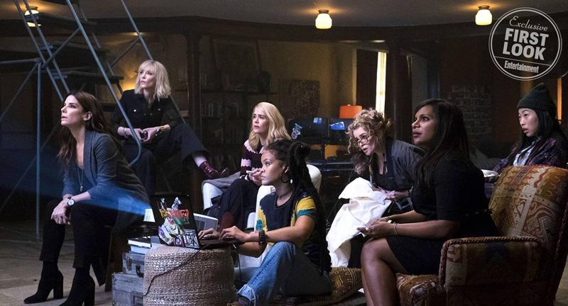 Ocean's Eight: una nuova foto del cast