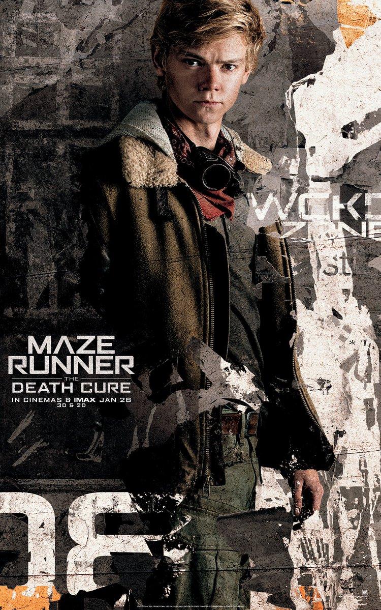 Maze Runner: La Rivelazione, un nuovo poster del film