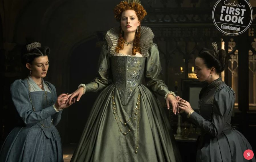 Mary Queen of Scots: Margot Robbie in una scena