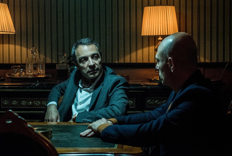 Gomorra - La Serie: una scena del nono episodio con Pasquale Esposito