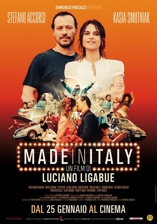 Locandina di Made in Italy
