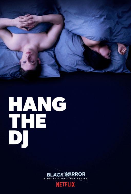 Black Mirror: il poster dell'episodio Hang the DJ