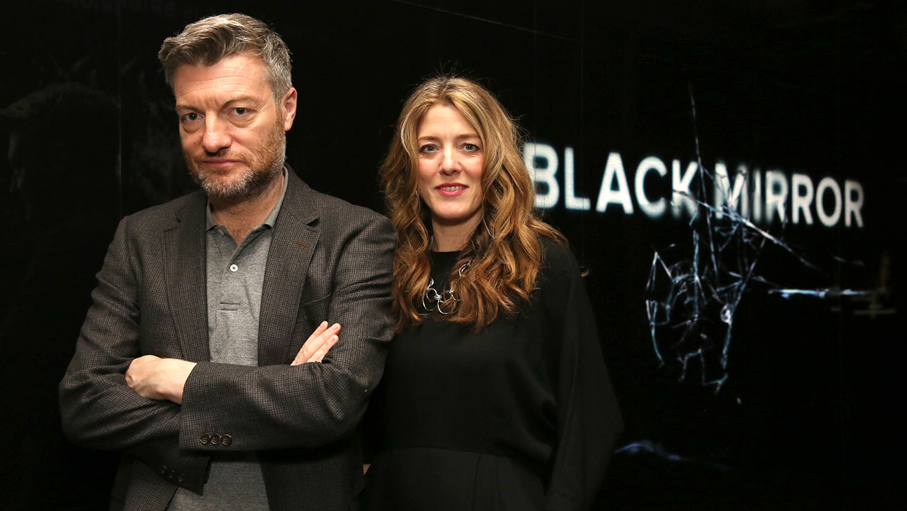 Black Mirror: Charlie Brooker e Annabel Jones presentano la quarta stagione