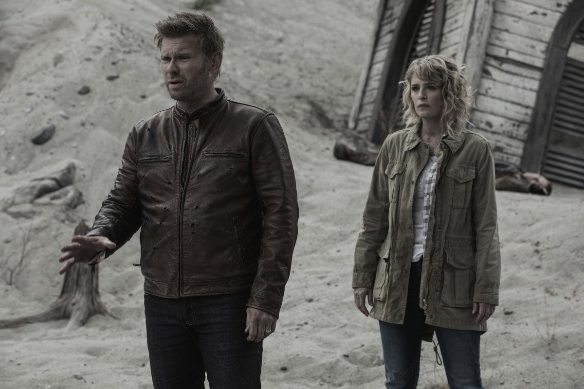 Supernatural: Samantha Smith e Mark Pellegrino nella stagione tredici