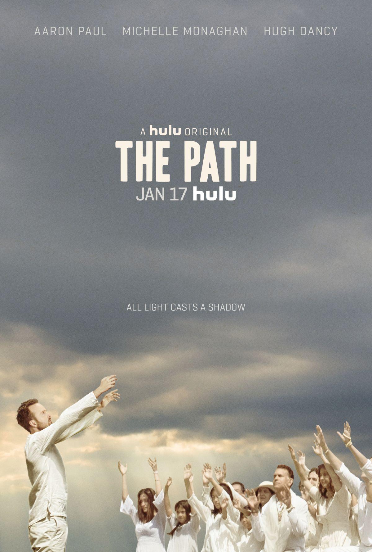 The Path: il poster della terza stagione della serie Hulu