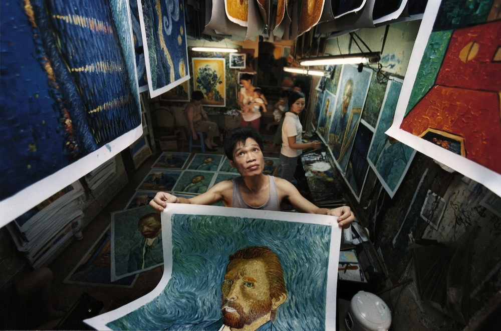 Alla ricerca di Van Gogh: un'immagine tratta dal documentario