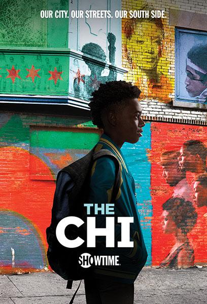 Locandina di The Chi