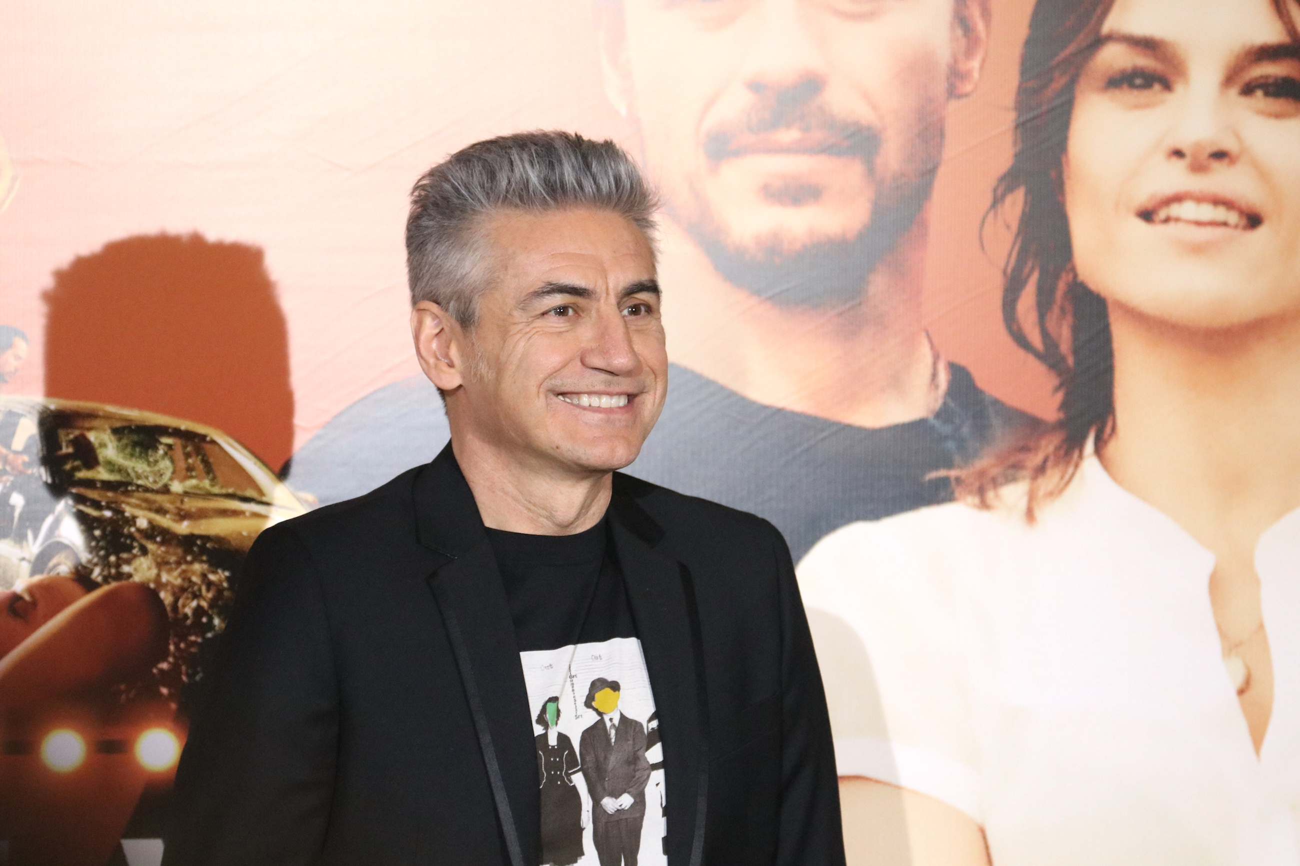 Made in Italy: Luciano Ligabue al photocall