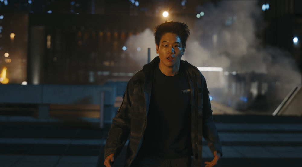 Maze Runner - La rivelazione: Ki Hong Lee in una scena del film