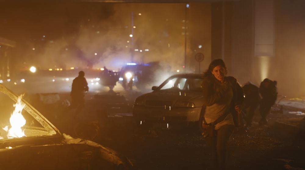 Maze Runner - La rivelazione: una scena del film