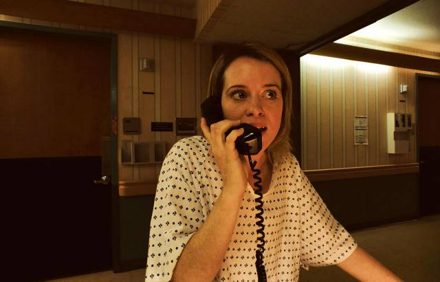 Unsane: Claire Foy nella prima foto del film