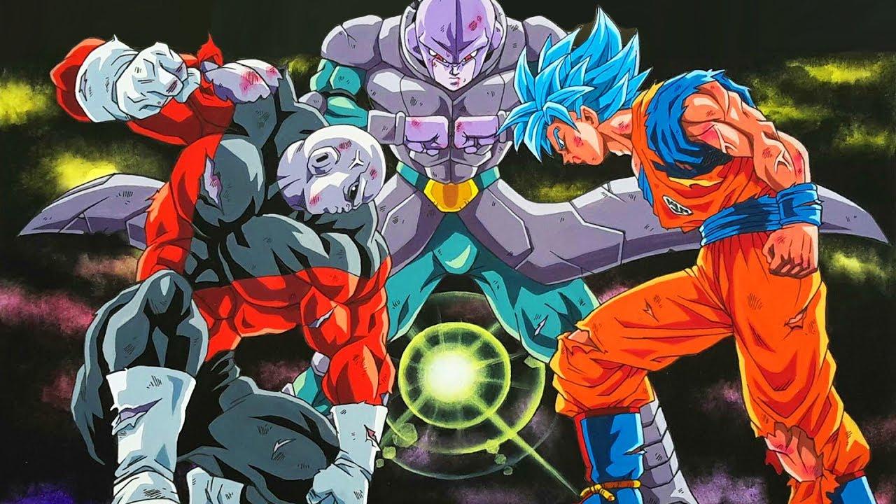 Dragon Ball Super: un'immagine promozionale della serie