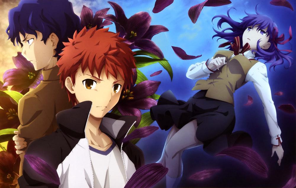 Fate/Stay Night: Heaven's Feel - 1. Presage Flower, un'immagine del film d'animazione