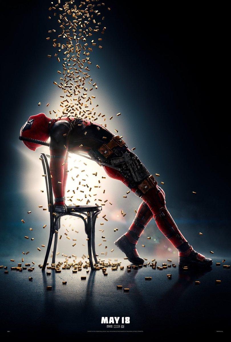 Deadpool: il poster ispirato a Flashdance