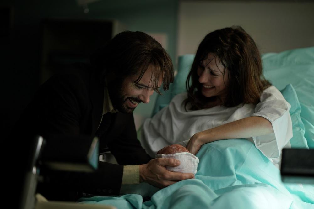 Un amore sopra le righe: Doria Tillier e Nicolas Bedos in un'immagine tratta dal film