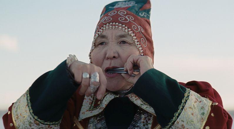 Ága: un'immagine del film
