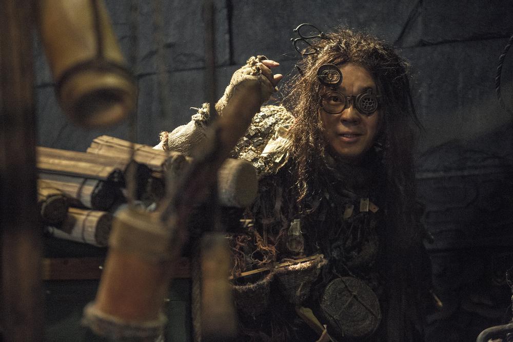 Monster Hunt 2: una scena del film