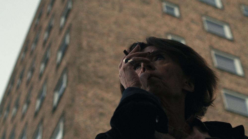 The Real Estate: Leonore Ekstrand in un momento del film
