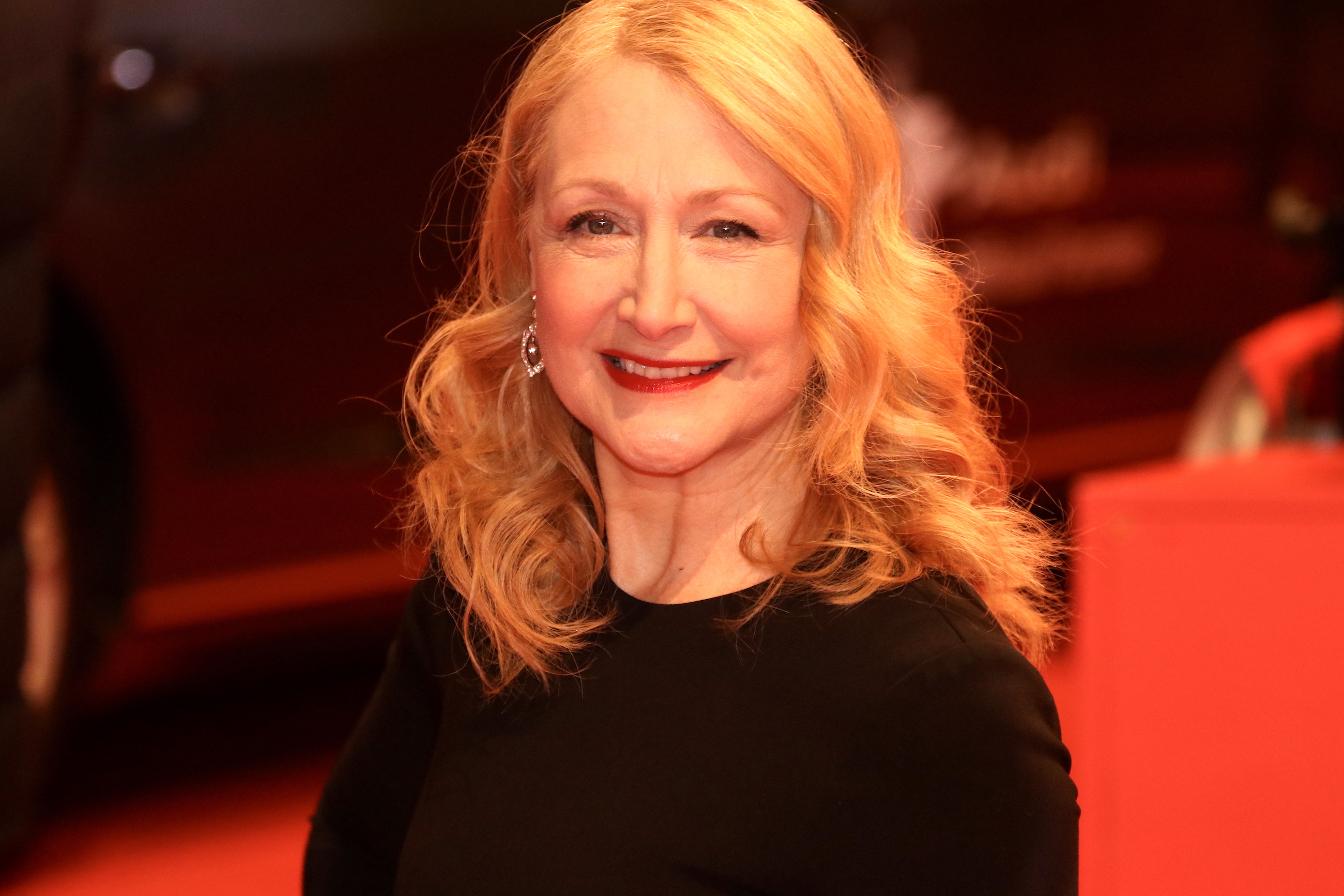 Berlino 2018: Patricia Clarkson sul red carpet di apertura