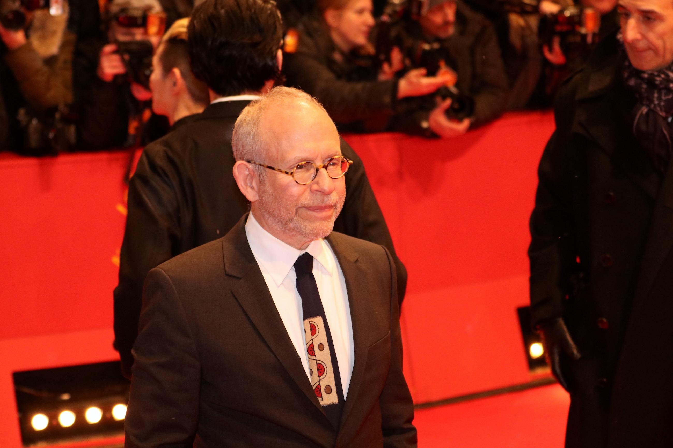 Berlino 2018: Bob Balaban sul red carpet di apertura